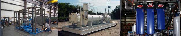 Custom and Standard Pressure Vessels