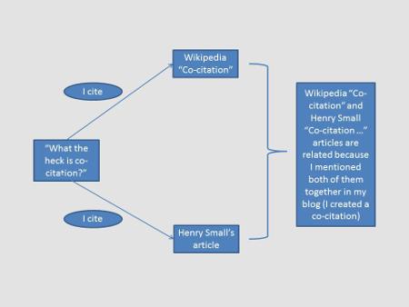 Co-citation Flow Diagram