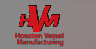 Pressure Vessel Design by Houston Vessel Manufacturing (company logo pictured here)