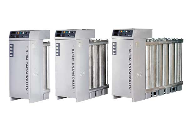 nitrogen gas generators photograph